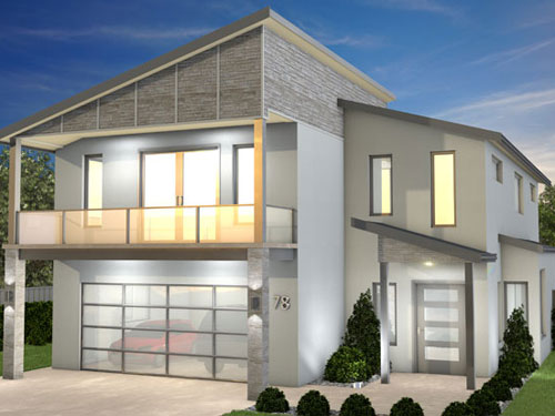 Double Storey Design